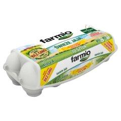 Jaja chowu klatkowego M Farmio