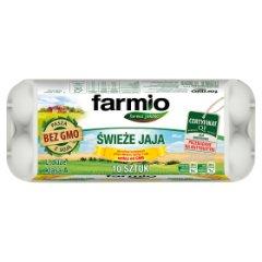 Jaja chowu klatkowego L Farmio