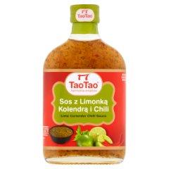 Tao Tao Sos z limonką kolendrą i chili 175 ml