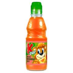 Kubuś Go! Sok marchew brzoskwinia jabłko 300 ml