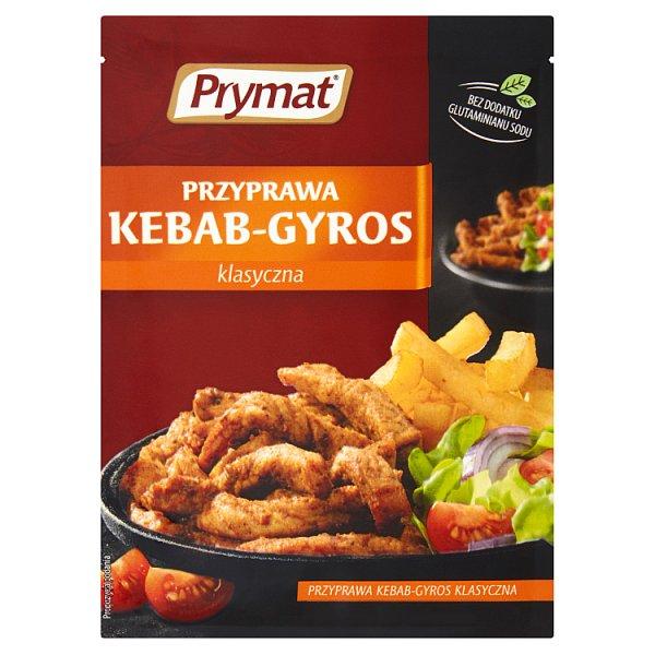 Przyprawa Prymat kebab - gyros