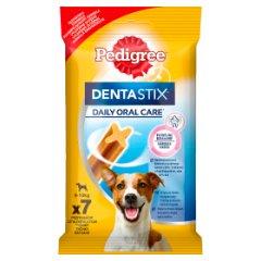 Pedigree DentaStix 5-10 kg Karma uzupełniająca 110 g (7 sztuk)