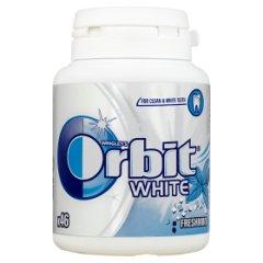 Guma Orbit White Fresh Mint  bez cukru 46 drażetek