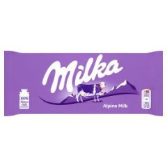 Czekolada Milka alpejska