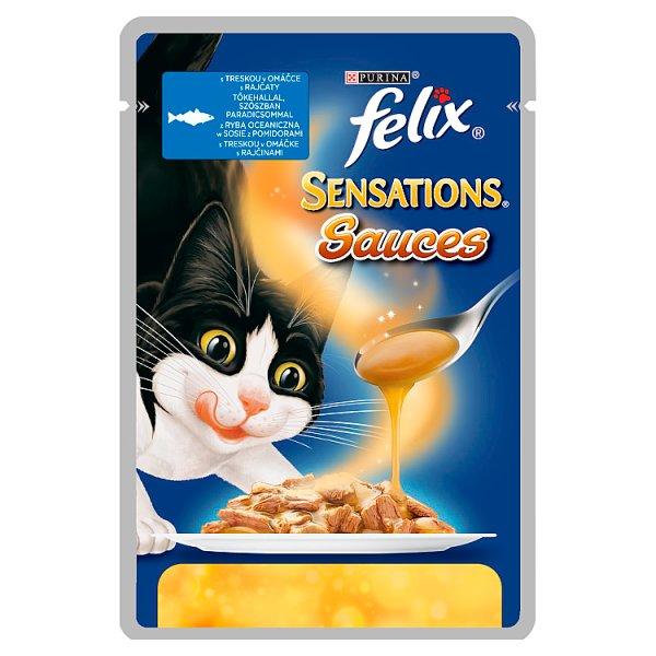 Felix sensations ryba w sosie