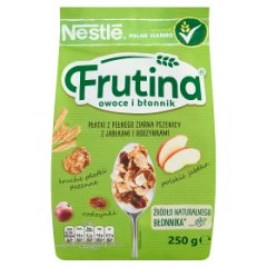 Płatki Nestlé Frutina Owoce i Błonnik