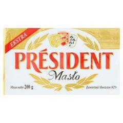 Masło Extra Président