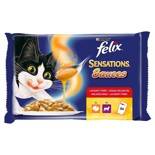 Felix sensations ind w sosie mp 4*100g