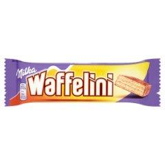 Wafelek milka & waffelini milk