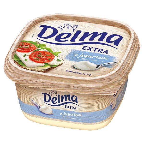 Delma extra półtłusta z dodatkiem jogurtu