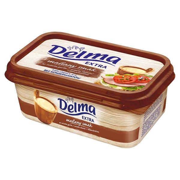 Delma extra z masłem
