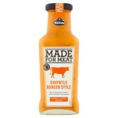 Kühne Made For Meat Chipotle Burger Style Sos 235 ml