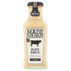 Kühne Made For Meat Black Garlic Sos 235 ml