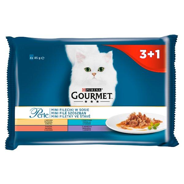 Gourmet Perle Standard 3+1 Gratis