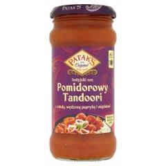 Sos Patak's indyjski łagodny Tandoori Curry