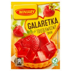 Galaretka Winiary truskawakowa