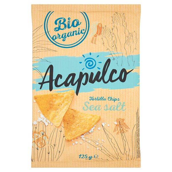 Acapulco Kukurydziane przekąski solone 125 g