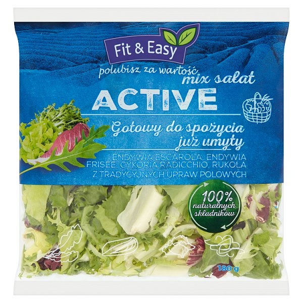 Mix sałat Fit & Easy Active