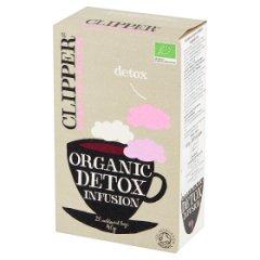 Herbata Clipper Organiczna Oczyszczająca 20*2,5g