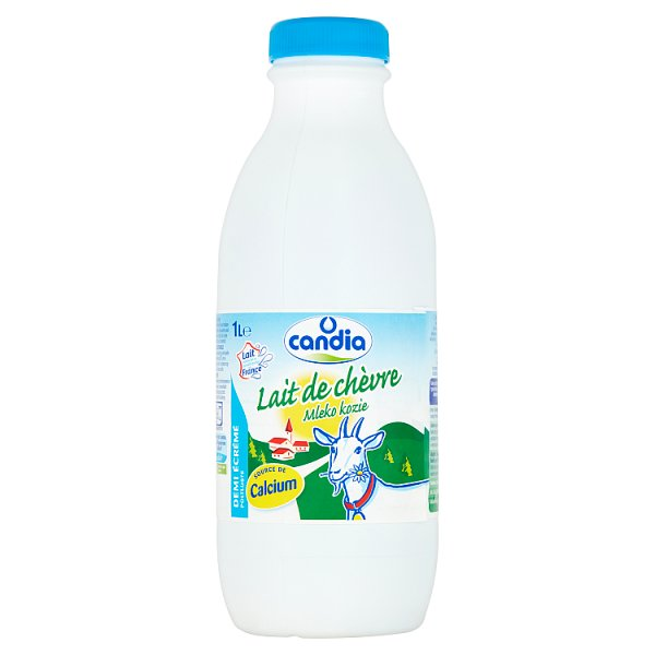 Mleko Candia kozie półtłuste 1,5%