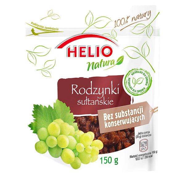 Helio Natura Rodzynki sułtańskie 150 g