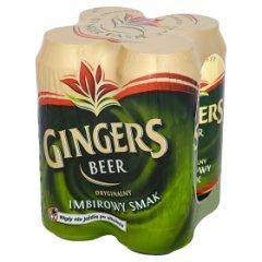 Piwo Gingers