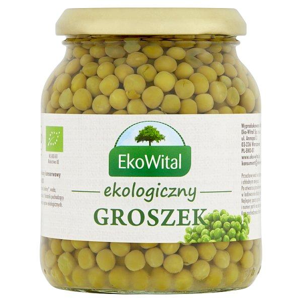 EkoWital Ekologiczny groszek 350 g