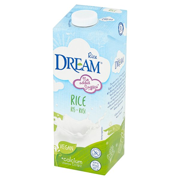 Napój Rice Dream Calcium BIO