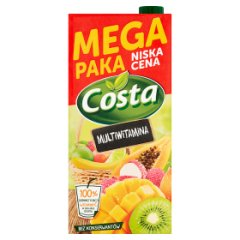 Costa Napój multiwitamina 2 l