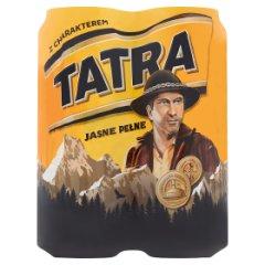 Piwo Tatra pils