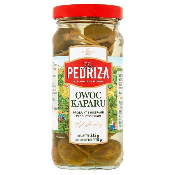 La Pedriza Kapary owoce 235 g