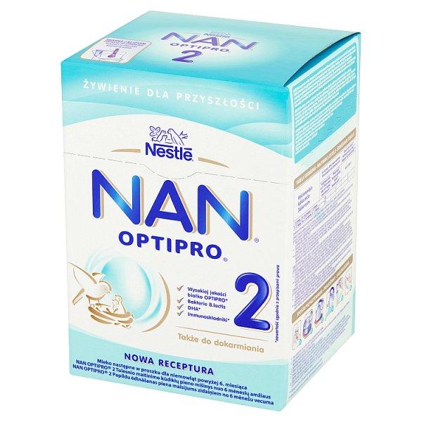 Mleko NAN Pro 2 2*400g