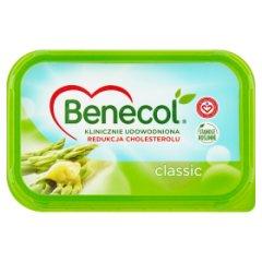 Benecol classic margaryna roślinna 60% tłuszczu