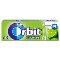 Guma do żucia Orbit lemon lime
