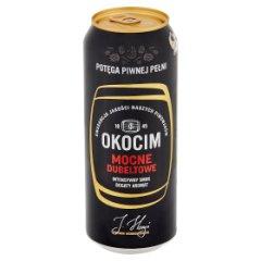 Piwo Okocim mocne