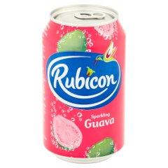 Napój gazowany Rubicon guava