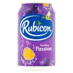 Napój gazowany Rubicon Passion