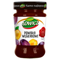 Powidła Łowicz węgierkowe