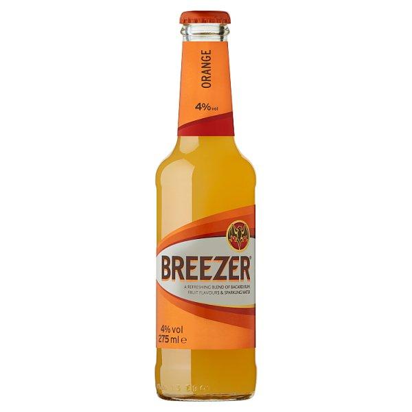 Breezer orange