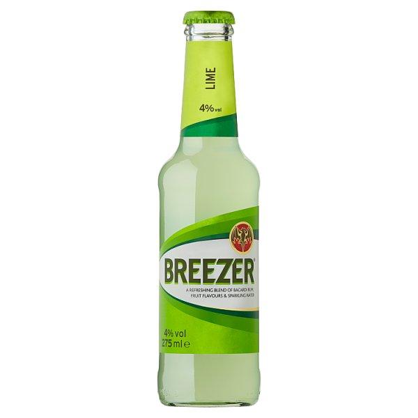 Breezer lemon