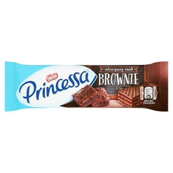 Wafel princessa brownie