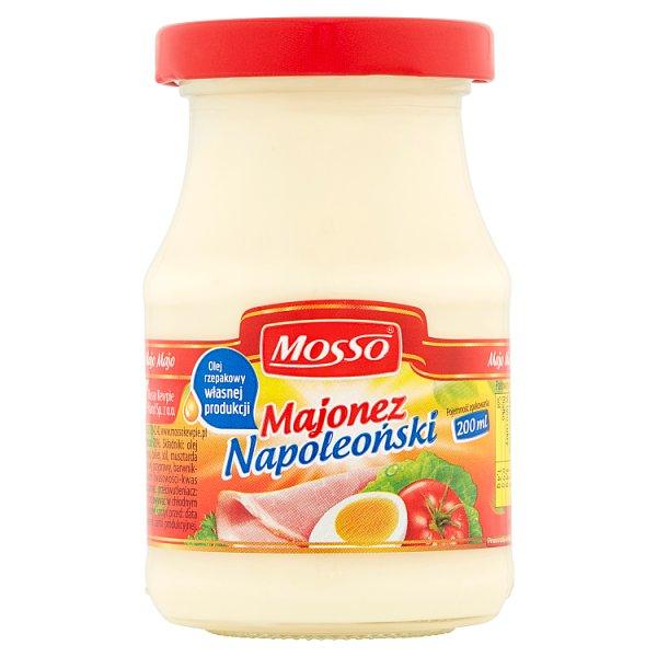 Mosso Majonez Napoleoński 170 g