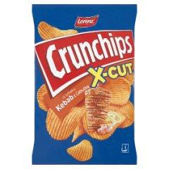 Chipsy Crunchips x-cut kebab z cebulką