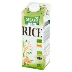 Napój ryżowy organic bez dodatku cukru