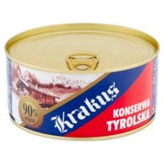 Konserwa tyrolska krakus