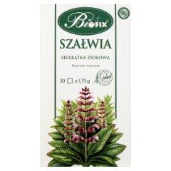 Bifix Szałwia Herbatka ziołowa 35 g (20 torebek)