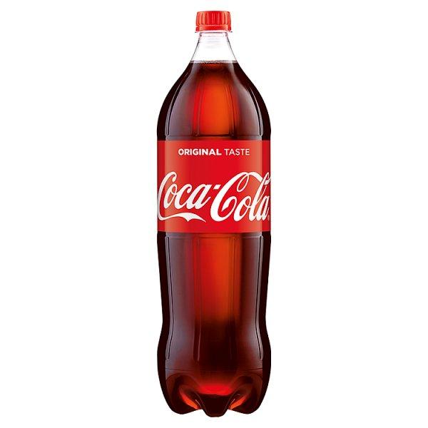 Coca Cola butelka 2l