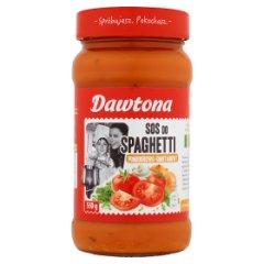 Sos pomidorowo - śmietanowy