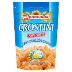 Panealba Crostini Minigrzanki chlebowe 100 g