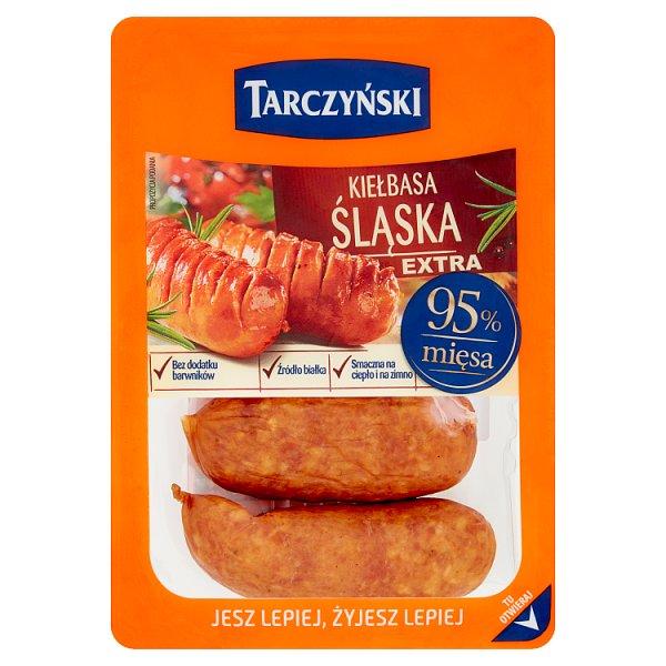 Znalezione obrazy dla zapytania Tarczyński Kiełbasa śląska extra